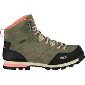 CMP Campagnolo Alcor WP Mid Trekking Shoes Women, oliwkowy